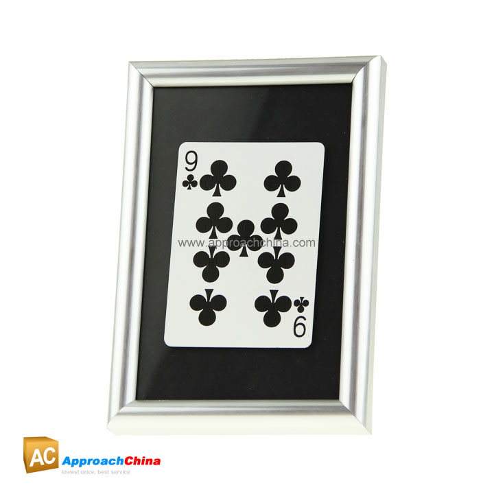 Signed Card Thru the Frame [M002568] - $14.95 : ApproachChina Magic ...